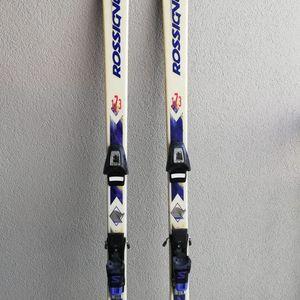 Skis alpins semi-paraboliques Rossignol 173
