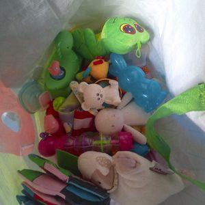 Lot jouet