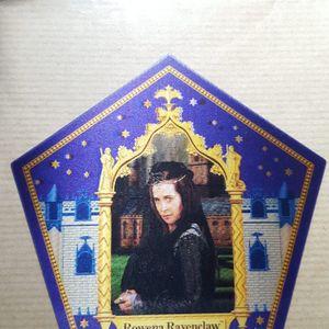 Carte sorcier Harry Potter