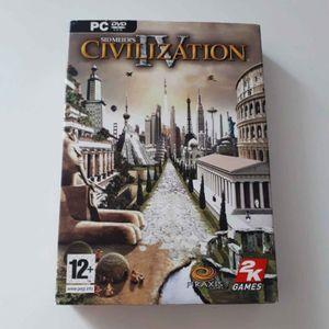 Jeu Civilisation 4 sur PC