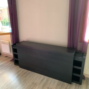 Tête de lit Chevets IKEA Malm