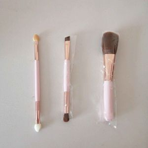 Lot de pinceaux de maquillage