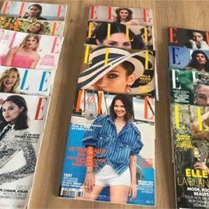 Magazines elle