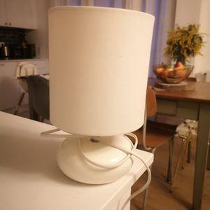 2 Lampes de chevet