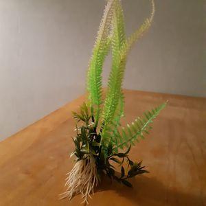 Plante artificielle pour aquarium