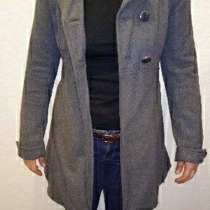 Manteau gris 36/38