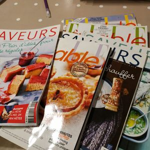 Revue cuisine