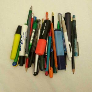 Lot stylos