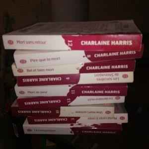 """Donne livres """"True blood"""""""
