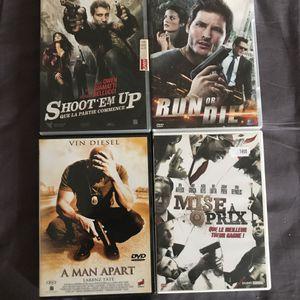 Donne lots dvd