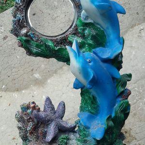 Decoration dauphin