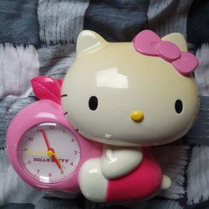 Réveil Hello Kitty