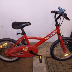 Vélo enfant.