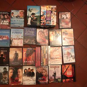 Lot DVD
