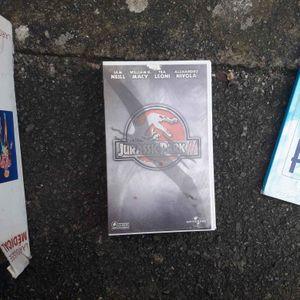 Cassette JurassicPark
