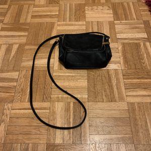 Petit sac noir à donner