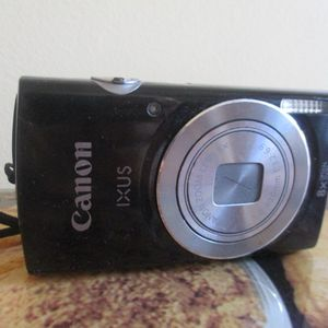 Appareil photo Canon Ixus vide