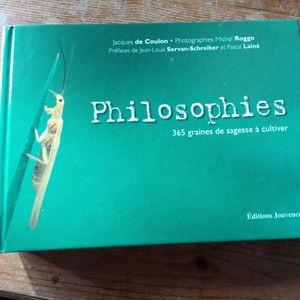 Livre philosophie.