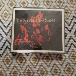 Double CD The clash