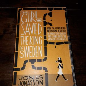 Livre Girl save the king in sweden