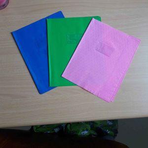 3 petits protege cahier