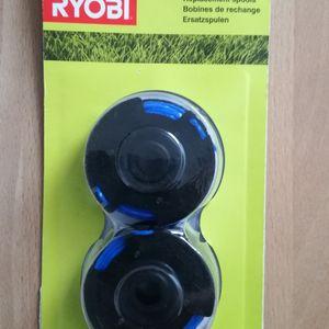 Bobines de remplacement rotofil RYOBI