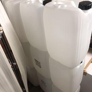 Bidons de 20 litres