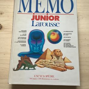 Larousse junior