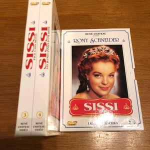 DVD Sissi