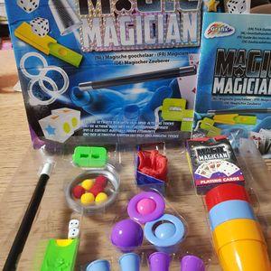 Boîte de jeu Magie