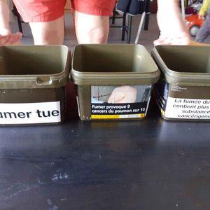 Boîte à tabac