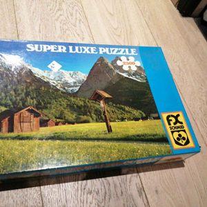 Puzzle 2500 pièces