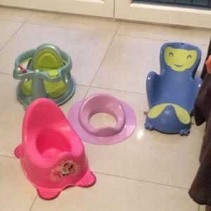 Ensemble toilette et bain pour bébé