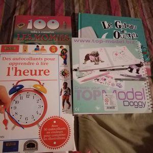 Lot livres enfant