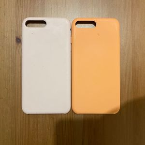 Coque en silicone iPhone 7 Plus