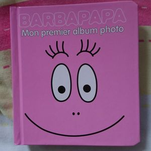 Album photos Barbapapa