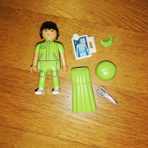 Figurine médecin playmobil