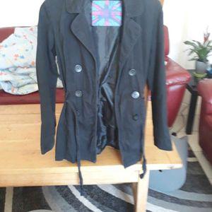 Veste noir taille 36
