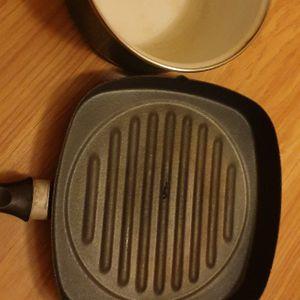 Poêle et casserole