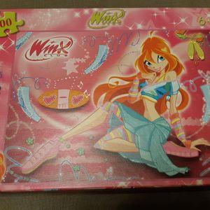 Puzzle Winx 100 pièces