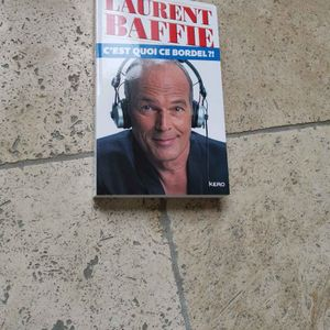 Livre Laurent Baffie
