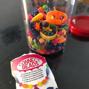 perles à clipser