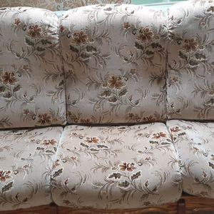 donne canapé 3 places + 1 fauteuil