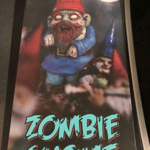 Zombie deco de jardin
