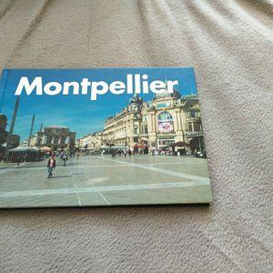 Livre sur Montpellier