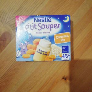 Petit souper Nestlé