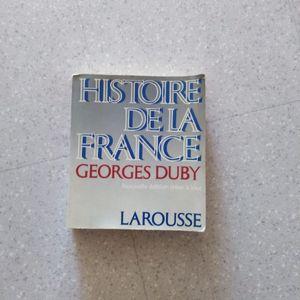 Livre histoire de France