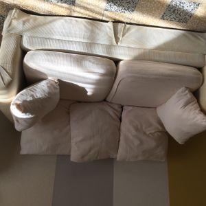 URGENT Canapé IKEA 2 places tâché
