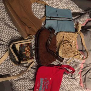 Lot de sacs