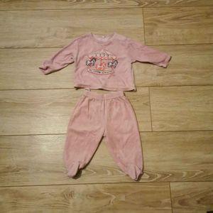 Pyjama 2 pièces 9 mois fille